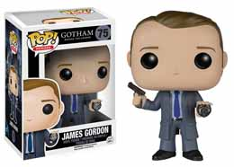 GOTHAM FIGURINE POP! TELEVISION VINYL JAMES GORDON