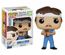 NAPOLEON DYNAMITE POP UNCLE RICO