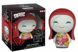 DISNEY NIGHT BEFORE CHRISTMAS DORBZ FIGURE SALLY