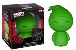 DISNEY NIGHT BEFORE CHRISTMAS DORBZ FIGURE OOGIE BOOGIE