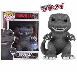 Photo du produit Funko Pop Godzilla Black & White Exclusive
