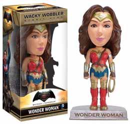BATMAN VS SUPERMAN BOBBLEHEAD WONDER WOMAN