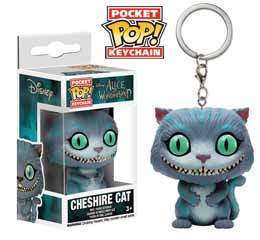 DISNEY POP POCKET ALICE IN WONDERLAND CHESHIRE CAT