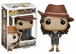 MARVEL FUNKO POP AGENT CARTER EXCLU LIMITED