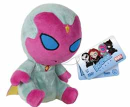 Photo du produit PELUCHE MARVEL MOPEEZ CIVIL WAR VISION