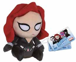 PELUCHE MARVEL MOPEEZ CIVIL WAR BLACK WIDOW