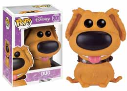 DISNEY LA HAUT FUNKO POP DUG