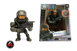 HALO METALS DIE CAST MASTER CHIEF
