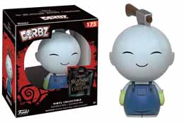DISNEY FUNKO DORBZ BEHEMOTH NIGHTMARE BEFORE CHRISTMAS