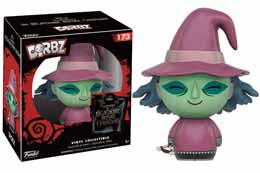 DISNEY FUNKO DORBZ SHOCK NIGHTMARE BEFORE CHRISTMAS