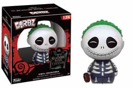 DISNEY FUNKO DORBZ BARREL NIGHTMARE BEFORE CHRISTMAS