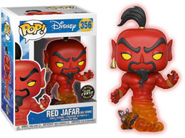 FUNKO POP RED JAFAR CHASE EXCLUSIVE