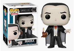 FIGURINE FUNKO POP UNIVERSAL MONSTERS DRACULA EXCLUSIVE