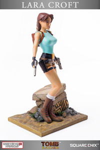 Photo du produit TOMB RAIDER STATUETTE 1/6 20TH ANNIVERSARY SERIES LARA CROFT REGULAR VERSION 36 CM Photo 1