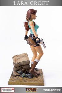 Photo du produit TOMB RAIDER STATUETTE 1/6 20TH ANNIVERSARY SERIES LARA CROFT REGULAR VERSION 36 CM Photo 2