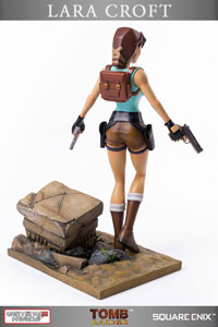 Photo du produit TOMB RAIDER STATUETTE 1/6 20TH ANNIVERSARY SERIES LARA CROFT REGULAR VERSION 36 CM Photo 3