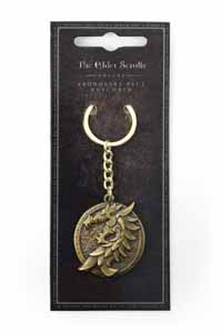 PORTE CLE THE ELDER SCROLLS ONLINE METAL EBONHEART PACT