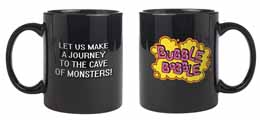 MUG COLLECTOR BUBBLE BOBBLE CERAMIQUE
