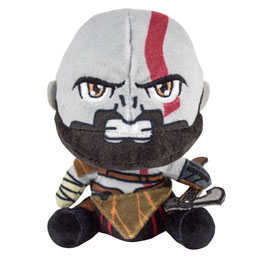 PELUCHE GOD OF WAR STUBBINS KRATOS 20 CM