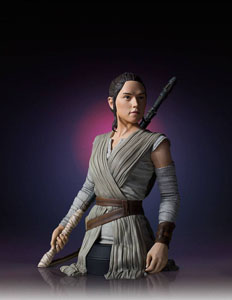 STAR WARS EPISODE VII BUSTE 1/6 REY 18 CM
