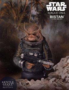 BUSTE STAR WARS ROGUE ONE 1/6 BISTAN 19 CM