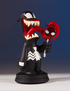 MARVEL COMICS MINI STATUETTE ANIMATED SERIES VENOM 11 CM
