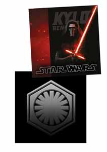 COUSSIN STAR WARS EPISODE VII KYLO REN