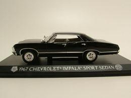 Photo du produit SUPERNATURAL 1967 CHEVROLET IMPALA SEDAN 1/43 4-DOOR METAL Photo 2