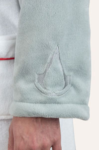 Photo du produit ASSASSIN'S CREED PEIGNOIR DE BAIN MASTER ASSASSIN Photo 1