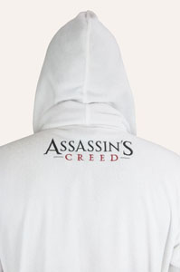 Photo du produit ASSASSIN'S CREED PEIGNOIR DE BAIN MASTER ASSASSIN Photo 3