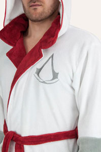 Photo du produit ASSASSIN'S CREED PEIGNOIR DE BAIN MASTER ASSASSIN Photo 4