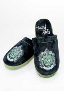 CHAUSSONS HARRY POTTER SLYTHERIN