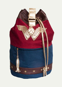 DC COMICS SAC A DOS WONDER WOMAN DUFFLE BAG
