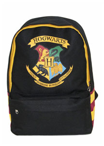 HARRY POTTER SAC A DOS HOGWARTS STRIPED SHOULDER