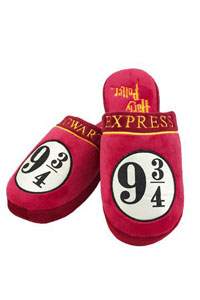CHAUSSONS HARRY POTTER 9 3/4 HOGWARTS EXPRESS