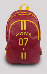 HARRY POTTER SAC A DOS QUIDDITCH