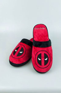 CHAUSSONS DEADPOOL LOGO