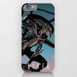 ALIEN COQUE IPHONE 6 XENOMORPH