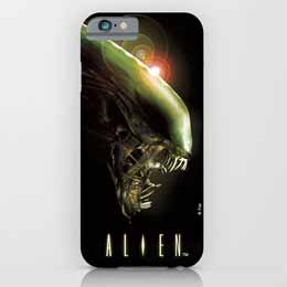 ALIEN COQUE IPHONE 5 XENOMORPH LIGHT