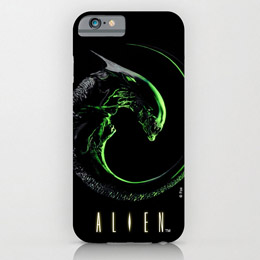 ALIEN COQUE IPHONE 6 ALIEN 3