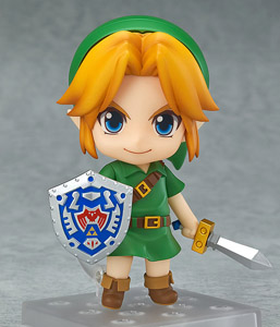 NENDOROID LINK THE LEGEND OF ZELDA MAJORA'S MASK 3D