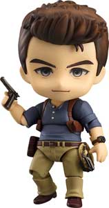 FIGURINE NENDOROID UNCHARTED 4: A THIEF'S END NATHAN DRAKE ADVENTURE EDITION