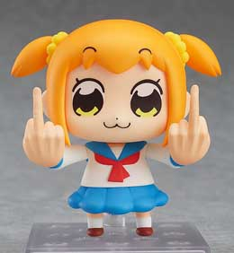 POP TEAM EPIC FIGURINE NENDOROID POPUKO 7 CM