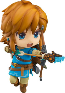NENDOROID LINK - THE LEGEND OF ZELDA BREATH OF THE WILD