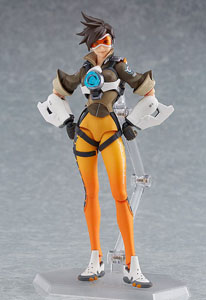 Photo du produit OVERWATCH FIGURINE FIGMA TRACER 14 CM Photo 1