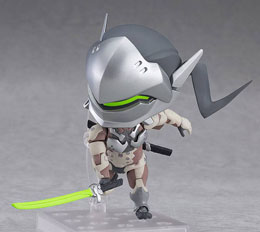 Photo du produit OVERWATCH FIGURINE NENDOROID GENJI CLASSIC SKIN EDITION 10 CM Photo 3