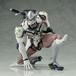 Photo du produit FIGURINE OVERWATCH FIGMA GENJI 16 CM Photo 3