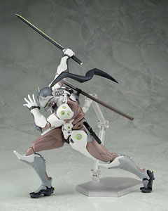 Photo du produit FIGURINE OVERWATCH FIGMA GENJI 16 CM Photo 4