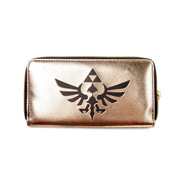 PORTE MONNAIE LEGEND OF ZELDA MIRROR