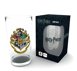 HARRY POTTER VERRE CREST
